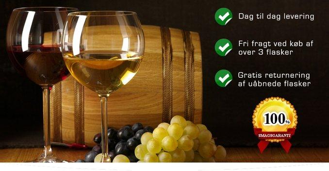 god billig vin